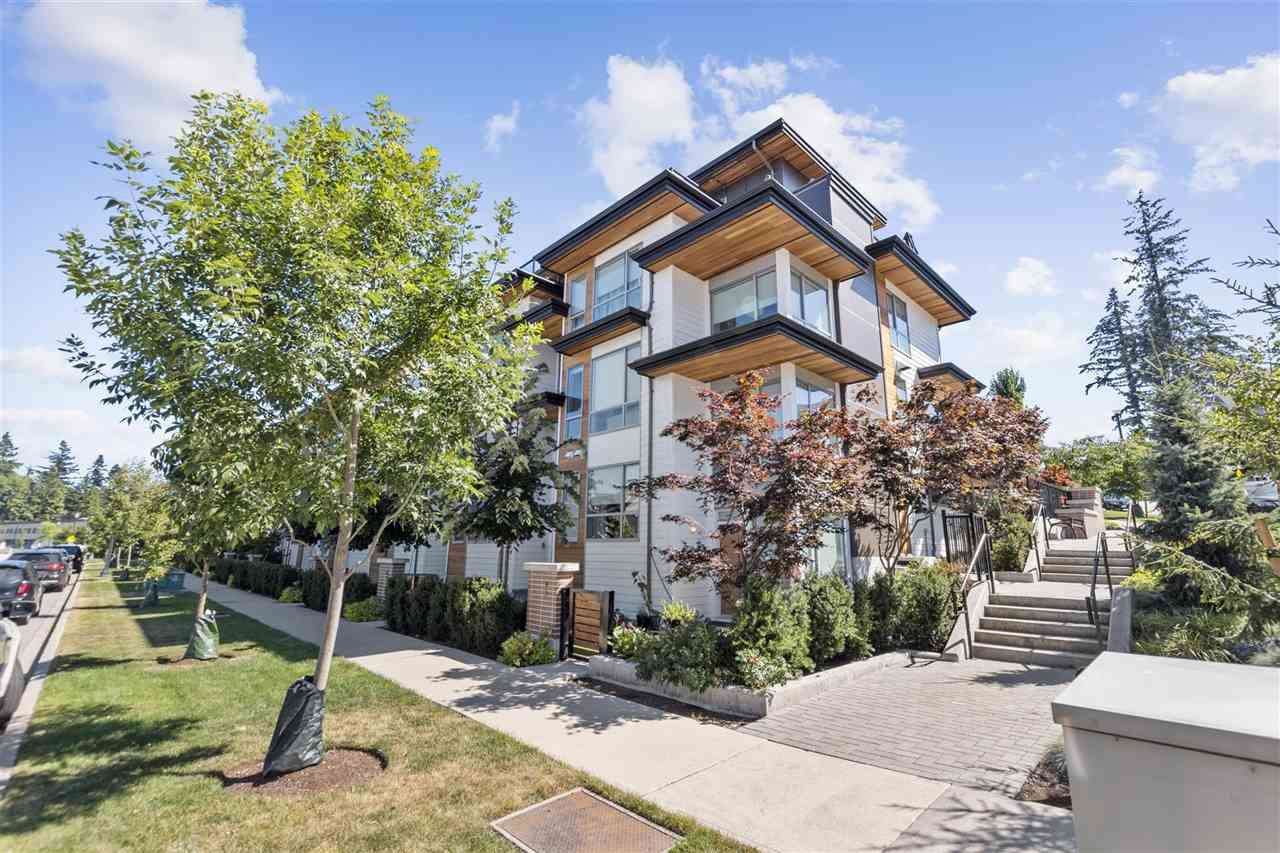 "Main Photo: 48 2825 159 Street in Surrey: Grandview Surrey Townhouse for sale in ""Greenway"" (South Surrey White Rock)  : MLS®# R2482119"