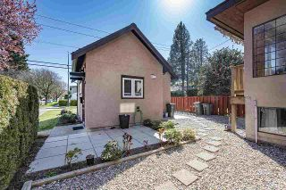 Photo 31: 3255 WALLACE Street in Vancouver: Dunbar House for sale (Vancouver West)  : MLS®# R2591793