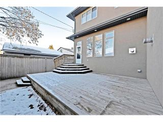 Photo 35: 2626 1 Avenue NW in Calgary: West Hillhurst House for sale : MLS®# C4039407