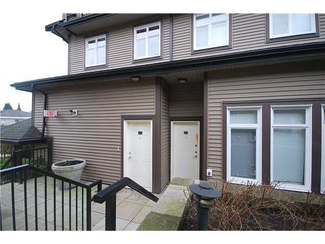 Main Photo: # 17 6538 ELGIN AV in Burnaby: Forest Glen BS Condo for sale (Burnaby South)  : MLS®# V924515