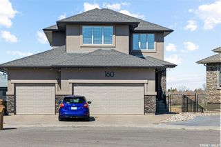 Main Photo: 160 Oxbow Crescent in Regina: Fairways West Residential for sale : MLS®# SK852887