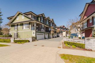 "Photo 1: #4 18211 70 Avenue in Surrey: Cloverdale BC Townhouse for sale in ""Augusta Walk"" (Cloverdale)  : MLS®# R2453483"