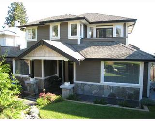 Photo 1: 225 W KINGS Road in North_Vancouver: Upper Lonsdale House for sale (North Vancouver)  : MLS®# V669760