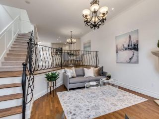 """Photo 9: 8 1266 W 6TH Avenue in Vancouver: Fairview VW Townhouse for sale in """"Camden Court"""" (Vancouver West)  : MLS®# R2487399"""