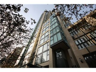 Photo 1: 1002 1155 HOMER Street in Vancouver: Yaletown Condo for sale (Vancouver West)  : MLS®# V1090356