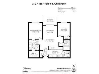 """Photo 25: 210 45567 YALE Road in Chilliwack: Chilliwack W Young-Well Condo for sale in """"THE VIBE"""" : MLS®# R2591527"""