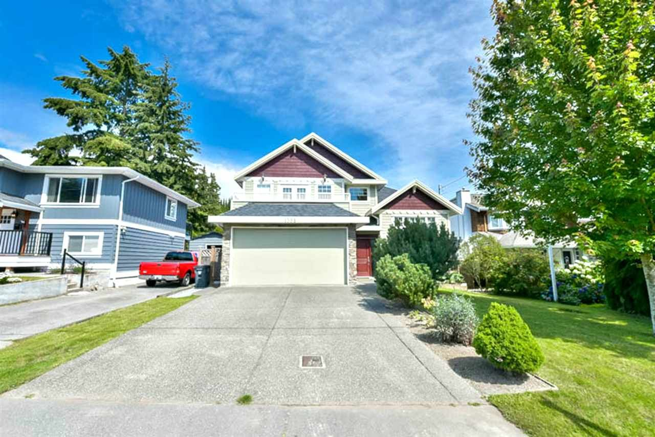 Main Photo: 1398 129B Street in Surrey: Crescent Bch Ocean Pk. House for sale (South Surrey White Rock)  : MLS®# R2133979