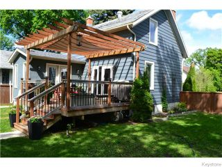 Photo 17: 318 Linwood Street in Winnipeg: St James Residential for sale (West Winnipeg)  : MLS®# 1614080