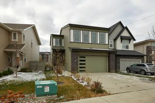Photo 1: 3954 CLAXTON Loop in Edmonton: Zone 55 House for sale : MLS®# E4226999