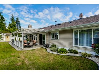 "Photo 18: 451 MILSOM Wynd in Tsawwassen: Pebble Hill House for sale in ""PEBBLE HILL"" : MLS®# V1136099"
