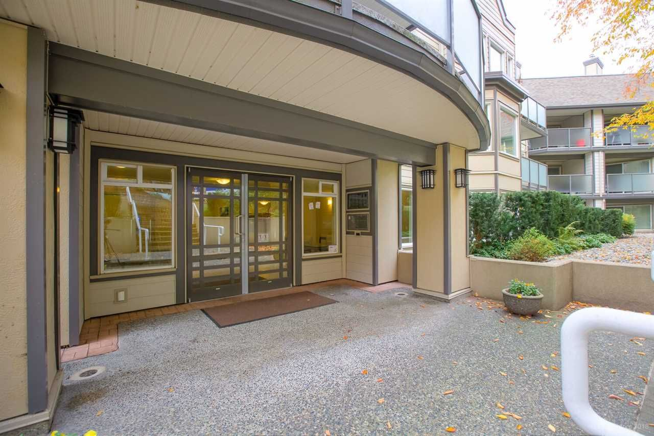 """Main Photo: 313 6707 SOUTHPOINT Drive in Burnaby: South Slope Condo for sale in """"MISSION WOODS"""" (Burnaby South)  : MLS®# R2416360"""