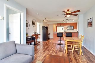 """Photo 4: 710 2733 CHANDLERY Place in Vancouver: South Marine Condo for sale in """"River Dance"""" (Vancouver East)  : MLS®# R2573538"""