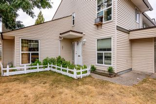 Photo 3: 87 3030 TRETHEWEY Street in Abbotsford: Abbotsford West Townhouse for sale : MLS®# R2625397