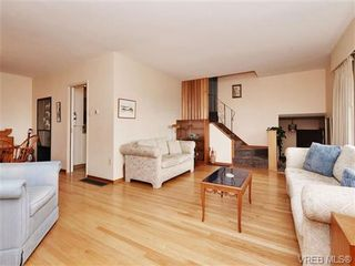 Photo 3: 3528 Plymouth Rd in VICTORIA: OB Henderson House for sale (Oak Bay)  : MLS®# 696453