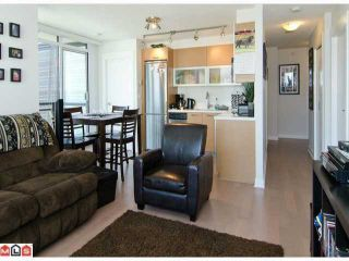 "Photo 4: 1810 10777 UNIVERSITY Drive in Surrey: Whalley Condo for sale in ""CITY POINT"" (North Surrey)  : MLS®# F1216644"
