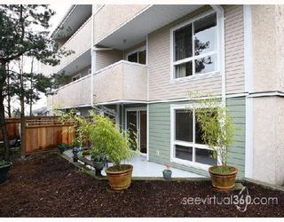"Photo 1: 103 1006 CORNWALL Street in New_Westminster: Uptown NW Condo for sale in ""Cornwall Terrace"" (New Westminster)  : MLS®# V695174"