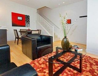 """Photo 2: 1423 W 11TH Avenue in Vancouver: Fairview VW Townhouse for sale in """"1425 W 11TH"""" (Vancouver West)  : MLS®# V667630"""
