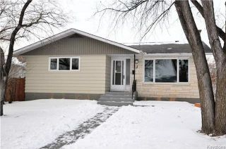 Photo 1: 11 Pitcairn Place in Winnipeg: Windsor Park Residential for sale (2G)  : MLS®# 1802937