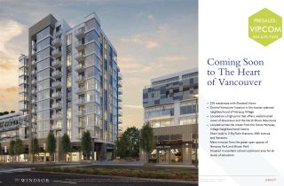"""Main Photo: 203 2435 KINGSWAY in Vancouver: Collingwood VE Condo for sale in """"WINDSOR"""" (Vancouver East)  : MLS®# R2550433"""