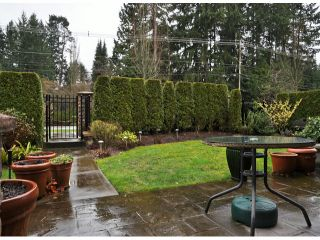 """Photo 10: 3 14655 32ND Avenue in Surrey: Elgin Chantrell Townhouse for sale in """"Elgin Pointe"""" (South Surrey White Rock)  : MLS®# F1304396"""