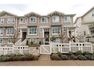 "Main Photo: 60 8355 DELSOM Way in Delta: Nordel Townhouse for sale in ""SPYGLASS AT SUNSTONE"" (N. Delta)  : MLS®# R2309000"