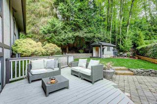 Photo 1: 860 WELLINGTON Drive in North Vancouver: Princess Park House for sale : MLS®# R2458892