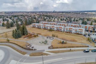 Photo 39: 145 Shawnee Common SW in Calgary: Shawnee Slopes Row/Townhouse for sale : MLS®# A1097036