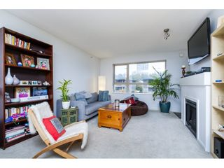 "Photo 4: 410 700 KLAHANIE Drive in Port Moody: Port Moody Centre Condo for sale in ""BOARDWALK"" : MLS®# R2117002"