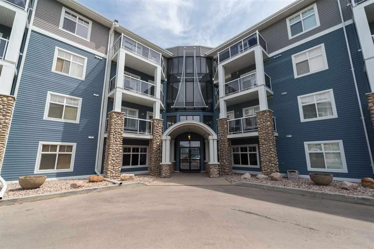 Main Photo: 117 16035 132 Street in Edmonton: Zone 27 Condo for sale : MLS®# E4236168