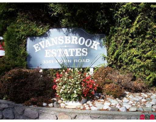 "Main Photo: 30 3351 HORN Street in Abbotsford: Central Abbotsford Townhouse for sale in ""Evansbrook Estates"" : MLS®# F2726821"
