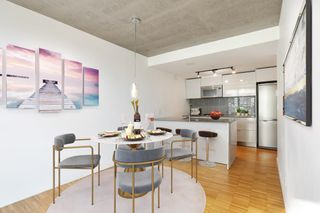"""Photo 4: 2705 128 W CORDOVA Street in Vancouver: Downtown VW Condo for sale in """"Woodwards"""" (Vancouver West)  : MLS®# R2616556"""