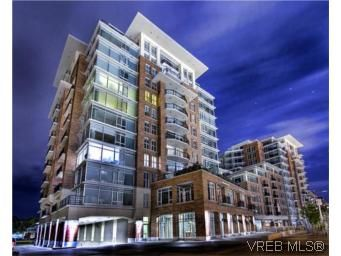 Main Photo: N807 737 Humboldt St in VICTORIA: Vi Downtown Condo for sale (Victoria)  : MLS®# 491783