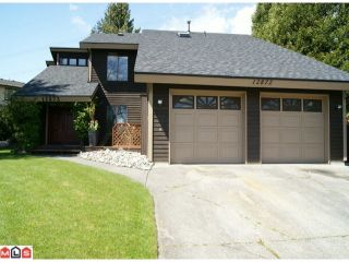 Photo 2: 12872 CARLUKE Crescent in Surrey: Queen Mary Park Surrey House for sale : MLS®# F1111999