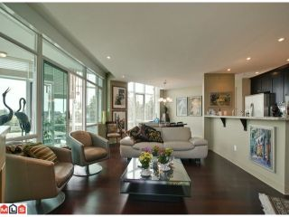 "Photo 3: 1004 14824 N BLUFF Road: White Rock Condo for sale in ""BELAIRE"" (South Surrey White Rock)  : MLS®# F1217561"