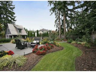 Photo 20: 2328 138TH ST in Surrey: Elgin Chantrell House for sale (South Surrey White Rock)  : MLS®# F1323671