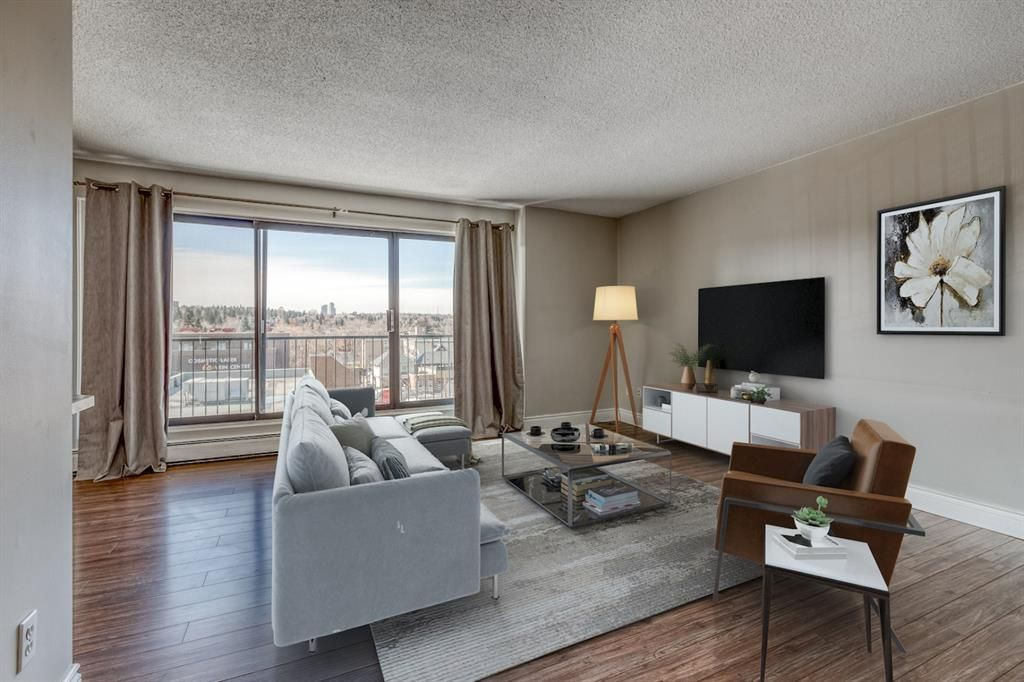 Main Photo: 502 1330 15 Avenue SW in Calgary: Beltline Apartment for sale : MLS®# A1110704