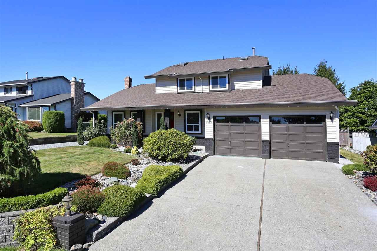 """Main Photo: 18875 57 Avenue in Surrey: Cloverdale BC House for sale in """"Fairway Estates"""" (Cloverdale)  : MLS®# R2445058"""