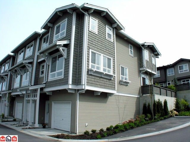 """Main Photo: 70 2729 158TH Street in Surrey: Grandview Surrey Townhouse for sale in """"Kaleden"""" (South Surrey White Rock)  : MLS®# F1012770"""