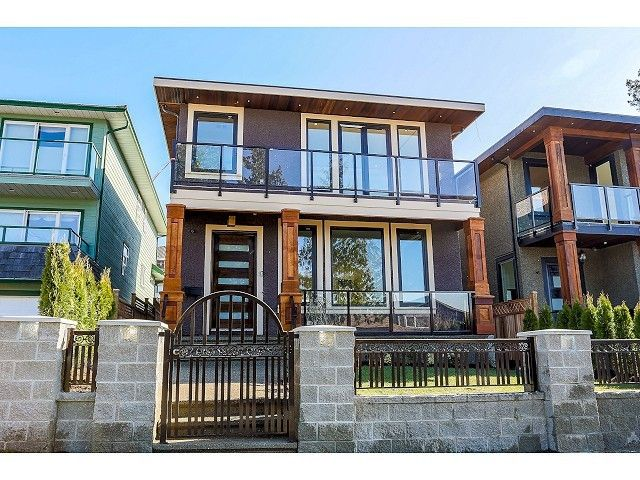 Main Photo: 8 GLYNDE AVE - LISTED BY SUTTON CENTRE REALTY in Burnaby: Capitol Hill BN House for sale (Burnaby North)  : MLS®# V1109161