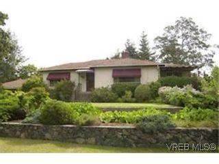 Photo 1:  in VICTORIA: Es Gorge Vale House for sale (Esquimalt)  : MLS®# 444392