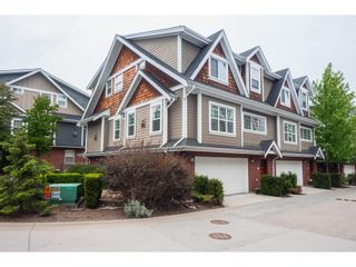 """Photo 1: 27 15988 32 Avenue in Surrey: Grandview Surrey Townhouse for sale in """"BLU"""" (South Surrey White Rock)  : MLS®# R2420244"""