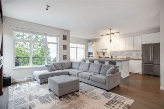 """Photo 2: 95 1430 DAYTON Street in Coquitlam: Burke Mountain Townhouse for sale in """"COLBORNE LANE BY POLYGON"""" : MLS®# R2460725"""