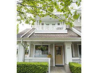 Photo 1: 63 22000 SHARPE Ave: Hamilton RI Home for sale ()  : MLS®# V1121411