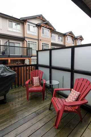 "Photo 18: 84 11305 240 Street in Maple Ridge: Cottonwood MR Townhouse for sale in ""Maple Heights"" : MLS®# R2264567"