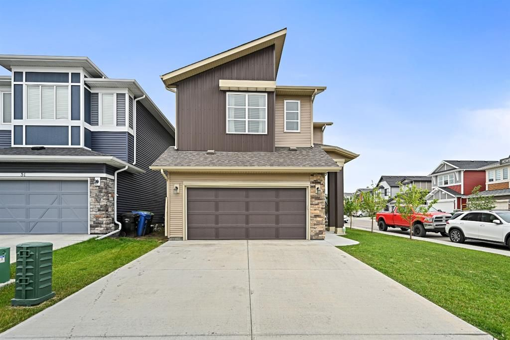 Main Photo: 47 Howse Hill NE in Calgary: Livingston Detached for sale : MLS®# A1131910