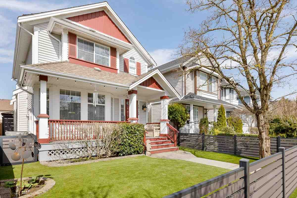 """Main Photo: 18549 64B Avenue in Surrey: Cloverdale BC House for sale in """"CLOVER VALLEY STATION"""" (Cloverdale)  : MLS®# R2561684"""