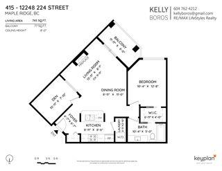 "Photo 24: 415 12248 224 Street in Maple Ridge: East Central Condo for sale in ""URBANO"" : MLS®# R2561891"