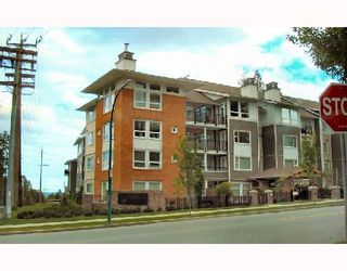"""Photo 1: 310 6888 SOUTHPOINT Drive in Burnaby: South Slope Condo for sale in """"CORTINA"""" (Burnaby South)  : MLS®# V714781"""