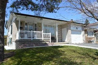 Photo 1: 8 O'dell Court in Ajax: South East House (Backsplit 4) for sale : MLS®# E2888579