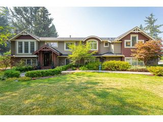 Photo 1: 5431 240 Street in Langley: Salmon River House for sale : MLS®# R2497881